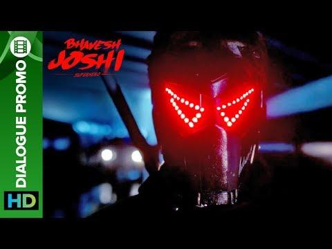 The masked vigilante! | Bhavesh Joshi Superhero | Harshvardhan Kapoor | 1st June 2018