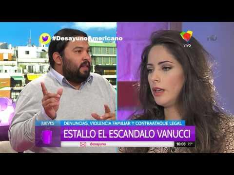 Habló el concejal que impulsó declarar persona no grata a Victoria Vannucci en Ituzaingó