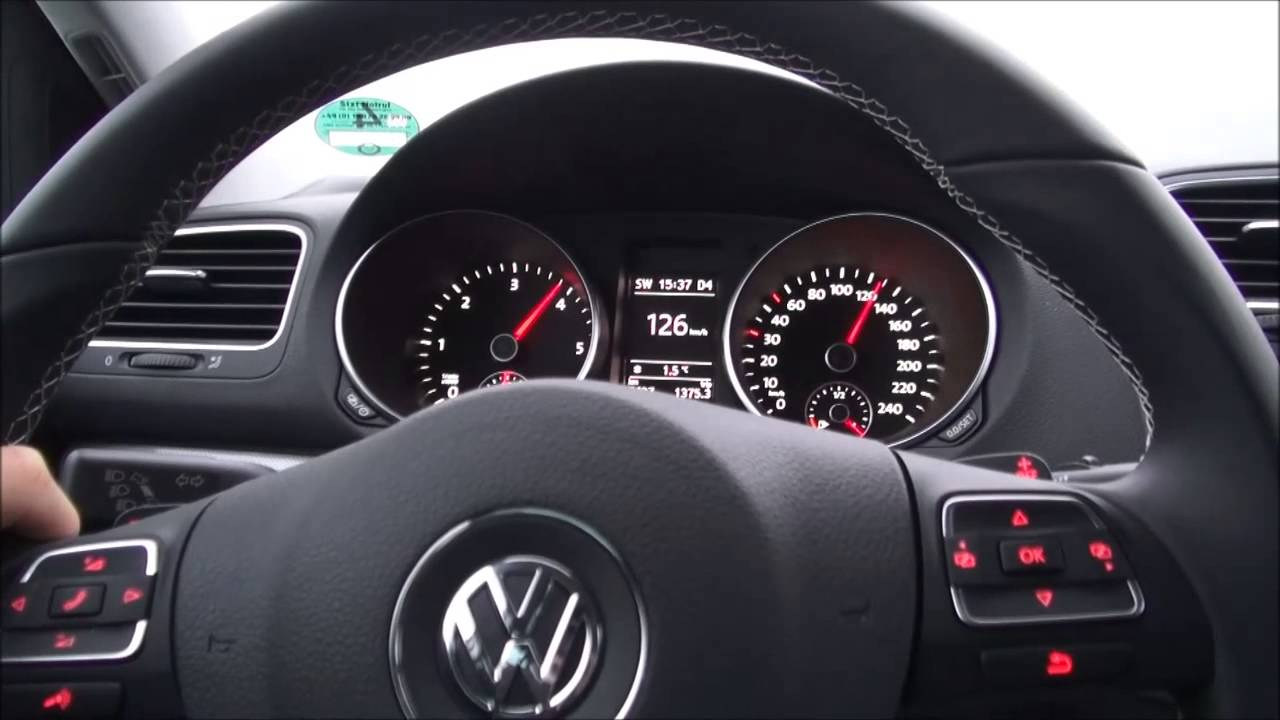 vw golf 6 2 0 tdi dsg 140 hp test drive youtube. Black Bedroom Furniture Sets. Home Design Ideas
