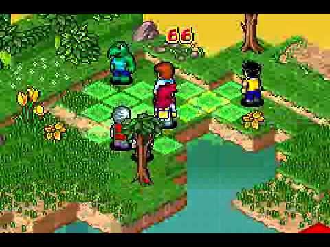 Yu Yu Hakusho - Ghostfiles - Tournament Tactics - Yu Yu Hakusho - Ghostfiles - Tournament Tactics Walkthrough Part 4 (GBA) - Vizzed.com GamePlay - User video