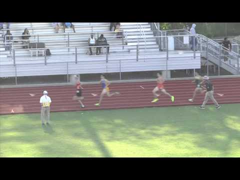 Region II-5A Boys 1600 Meter
