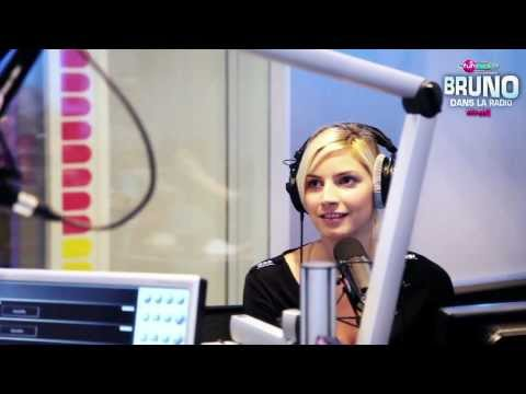 Nadge de Secret Story chez Bruno dans la radio