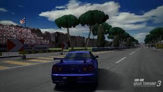Gran Turismo 3 with OSSC Showcase