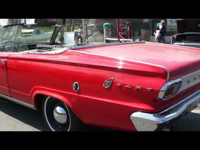 1966 Dodge Dart GT Convertible For Sale~ONLY ... - YouTube