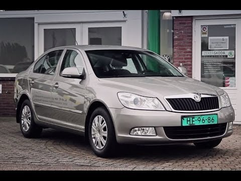 Skoda Octavia review -my2004-2012-