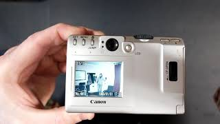 Does a 20 year Old Digital Camera Still Work? - Vlog 15