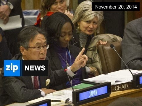 UN Urges Referral Of North Korea To ICC - Nov 20, 2014