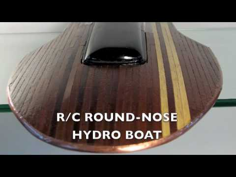 rc mini hydro boat part 1