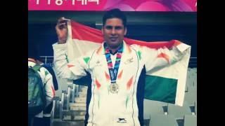 Devendra Jhajharia Javelin thrower wins gold at Rio Paralympics 2016 Set World Record