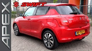 SUZUKI SWIFT - FIRST DRIVING IMPRESSIONS (ENGLISH SUBTITLES) (2017)