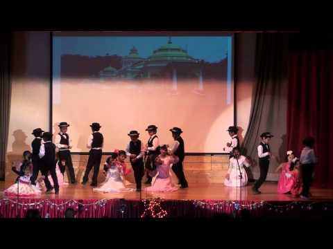 Iisj Winter Concert 2013 - Goan Folk Dance (g2b) video