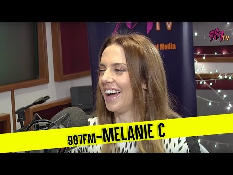 Mel C's hidden talent on 987FM
