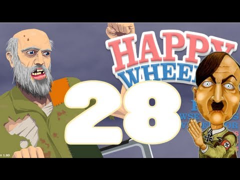 HAPPY WHEELS: Episodio 28