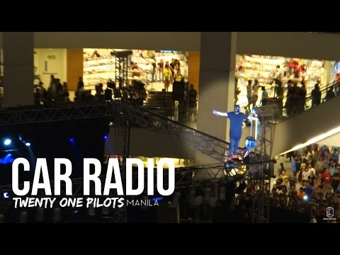 Twenty One Pilots Live in Manila - Car Radio