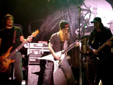 Benefit Show for CHI CHENG 11/20/09 Deftones - BATTERY (W/Robert T., Shavo Odadjian, Daron Malakian)
