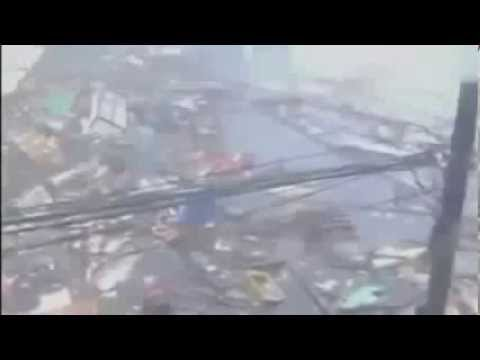 KILLER SUPERTYPHOON HAIYAN/YOLANDA CAUSED OVER 10,000 DEATH IN THE PHILIPPINES