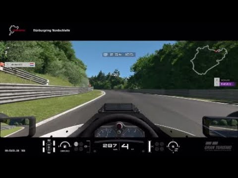 GTS F1500T-A Nordschleife