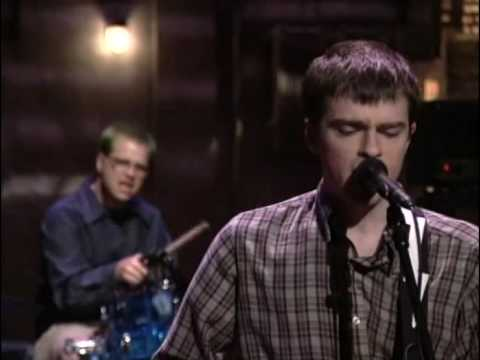 Weezer - Say It Ain&#039;t So (Live Letterman 95)