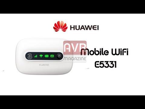 Huawei E5331 Mobile WiFi b.g.n 21 Mbs - Caratteristiche Prezzo e Amministrazione - AVRMagazine.com