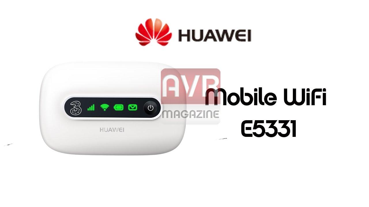 Huawei E5331 Mobile Wifi B,g,n