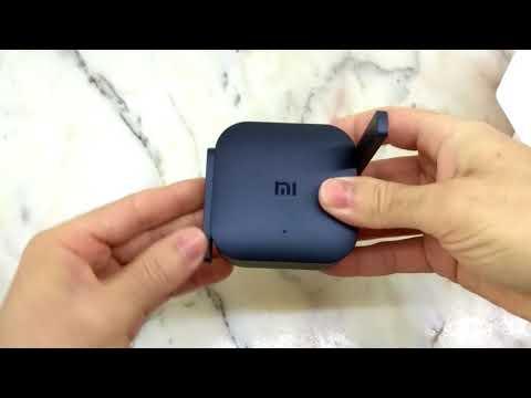 Original Xiaomi Pro 300M 2.4G WiFi Amplifier with 2 Antenna - BLACK - www.gearbest.com thumbnail