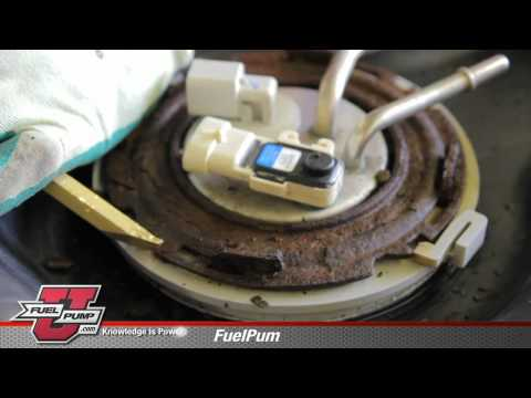 How to Install a Fuel Pump E3559M in a 2002 - 2004 GMC Yukon / Chevy Tahoe