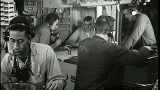 USN USS  Saufley DD465 1952 Living Conditions