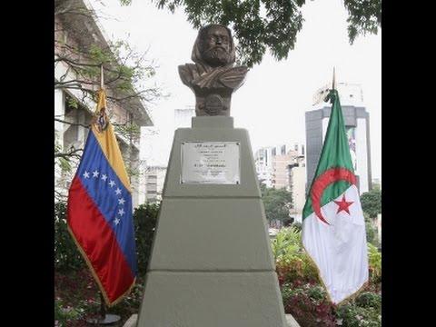 Argelia y Venezuela Países petroleros que mantienen una estrecha relación política y de amistad