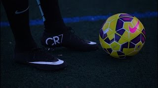 New CR7 Nike Mercurial Superfly Test #Riskeverything