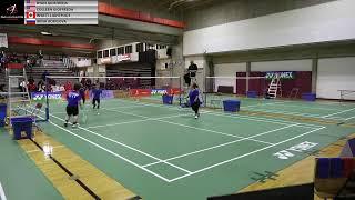 2019 Canadian Para Badminton International - Court 2 Live