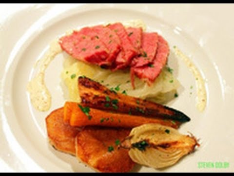 Corned beef and Cabbage recipe (St. Patrick&#8217;s Day )