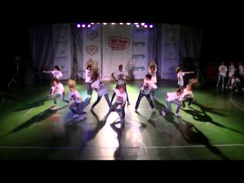 HHI PRODANCE CREW megacrew 2012
