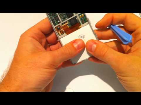 iPod Video 5th Generation LCD screen display replacement repair Guide