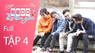 Phim Du Học Sinh | 8800 Dặm Yêu | Tập 4 FULL | Banh Mi Films