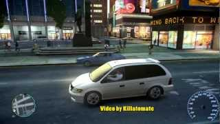 GTA4: Realistic Driving 1.3 + iCEnhancer 2.1 - Gameplay 1080p FXAA HD Textures