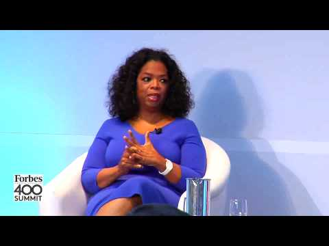 A Conversation with Oprah Winfrey