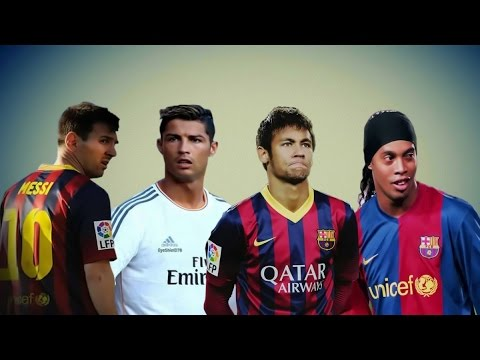 Craziest Skills Ever ● C.ronaldo ● Neymar ● Messi ● Ronaldinho |hd video