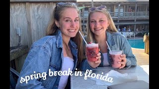 spring break trip with best friend pt. 1