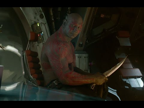 Marvel's Guardians of the Galaxy - first end credit clip | HD