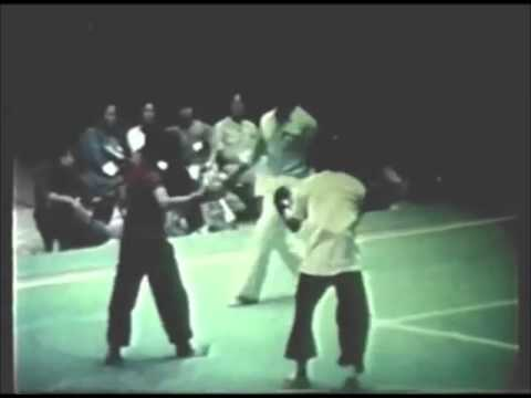 Wing Chun vs. Shaolin Kung Fu - full contact tournament 1968 (rare movie) Image 1