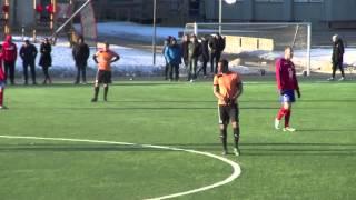 Highlights AFC(Div.3) - Uppsala-Näs IK (friendly)