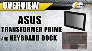 Newegg TV_ ASUS Transformer Prime Tablet PC and Keyboard Dock