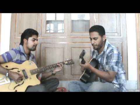 Pyaar Hume Kis Mod Pe On Guitar.mpg video