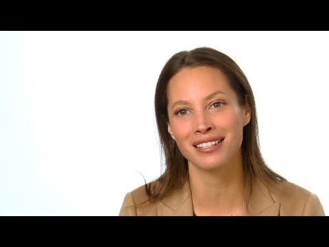 Christy Turlington Burns: Advocating for Global Maternal Health