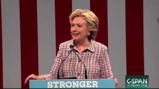 30 Sept 2016, Hillary Clinton Has Respiratory Issues... AGAIN!