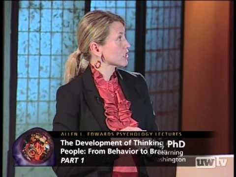 The Development of Thinking About People: From Behavior to Brain, Part 1 - 2010