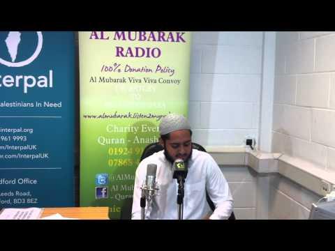 Al Mubarak Radio - Mei Philastine Hu - Hamzah Al Mubarak Dhorat Palestine