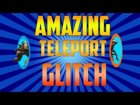 Black Ops 2 Glitches - NEW Teleport Glitch (Out Of Every Map)