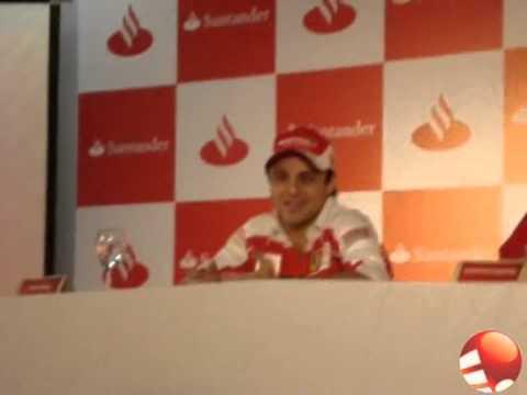Felipe Massa aponta semelhanças com Fernando Alonso na Ferrari
