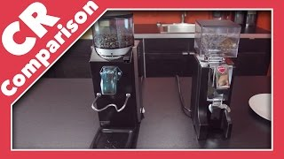 Rancilio Rocky vs. Eureka Mignon | CR Comparison